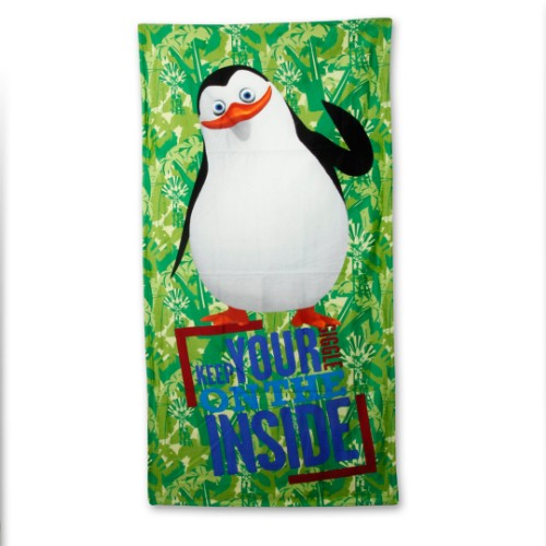 Picture of Beach Towel Penguen Plaj Havlusu