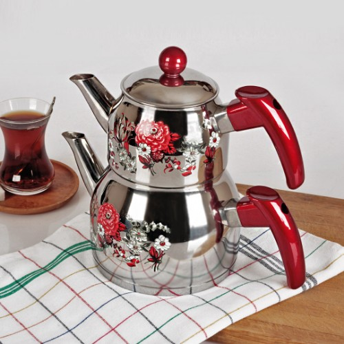 Picture of Glossy Mini Size Teapot Set