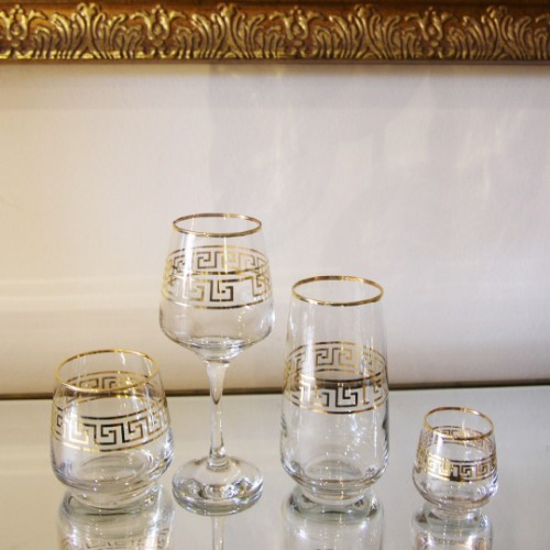 Picture of Hermel Glasses Set of 24 Pieces