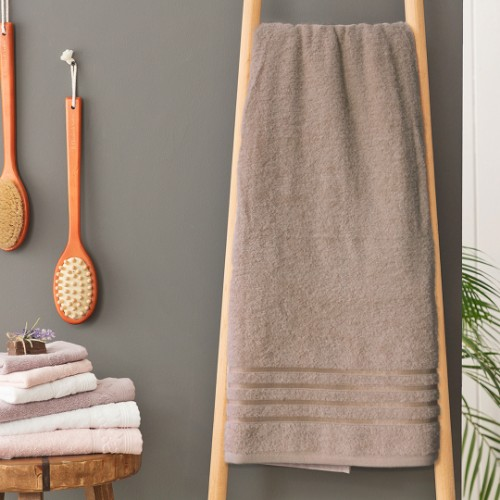 Matmazel Fourway Bath Towel 90x150cm - Cream