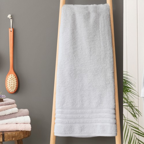 Matmazel Fourway Bath Towel 90x150cm - White