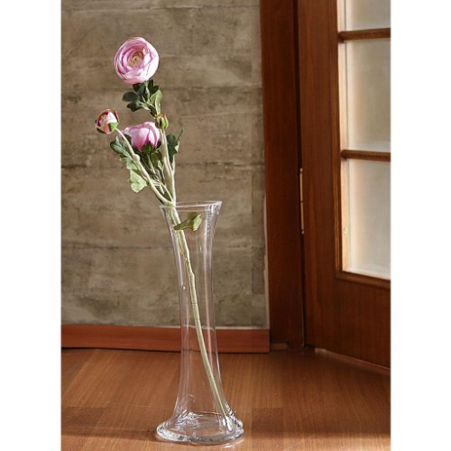Picture of Yedifil 3 Buds Artificial Flower 66 cm - Lilac
