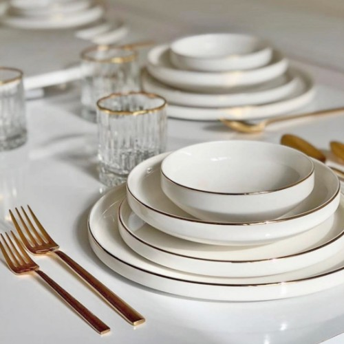 Picture of Jadore 24 Pieces  Porcelain Dinnerware Set - TR1817